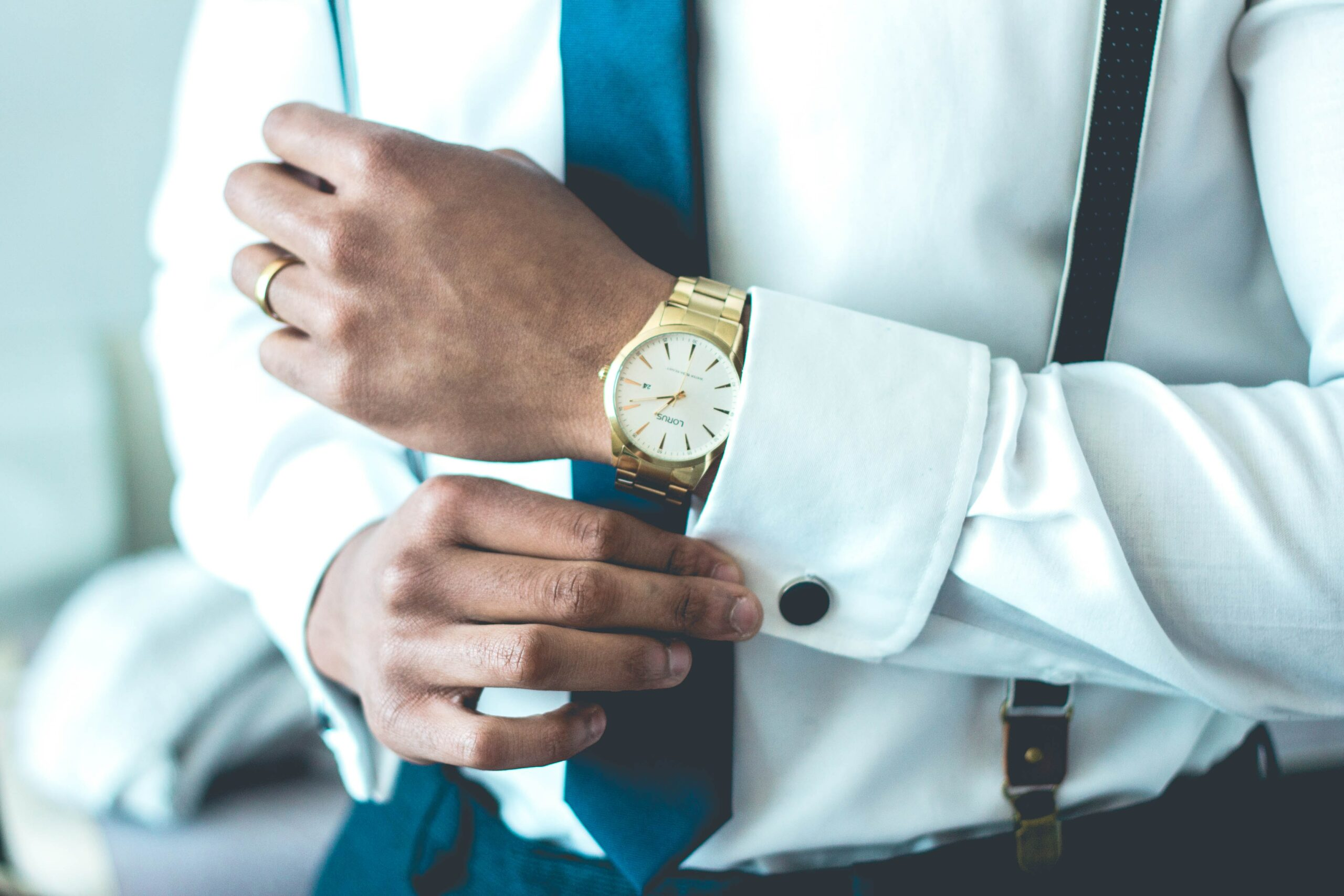 Gianni Serazzi Luxury Attire Consulting